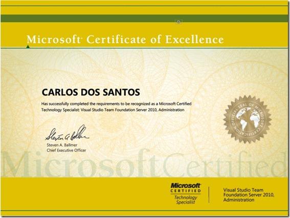 CertificadoTFS