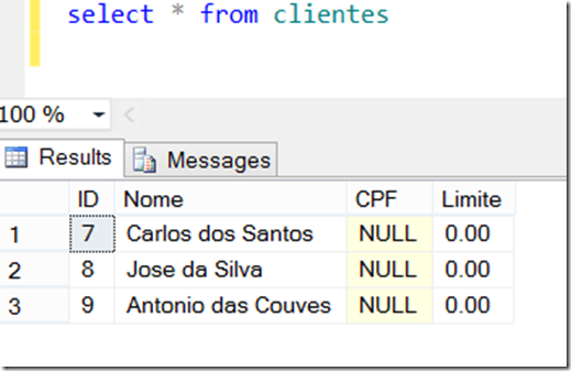 EF6 code first migrations