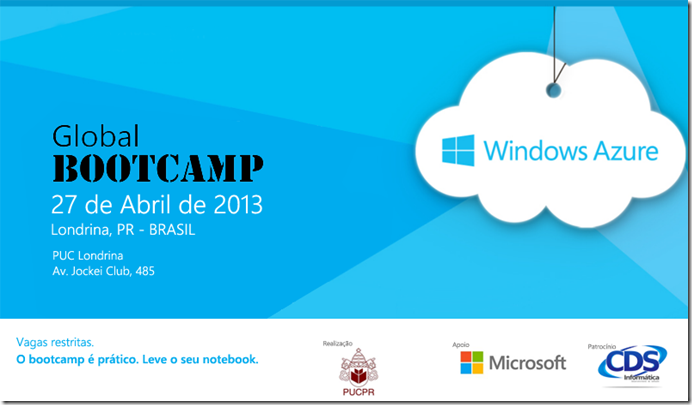 Windows Azure Bootcamp