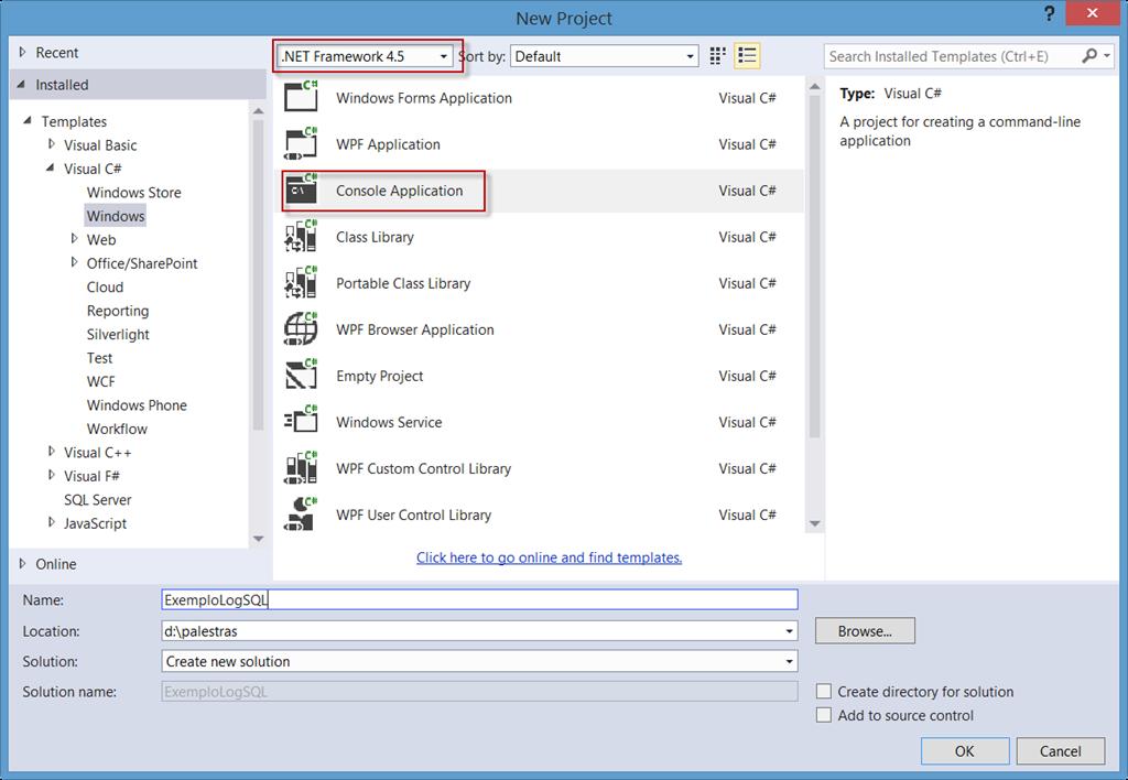 Entity Framework 6–Gerando Log dos comandos SQL