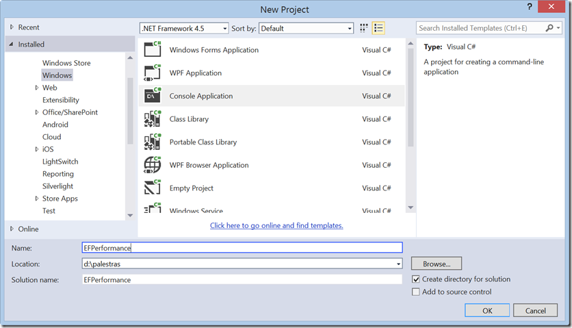Entity Framework performance with NGen-2