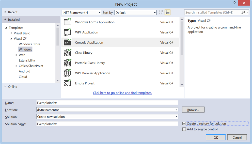 Criando Índices no Entity Framework CodeFirst
