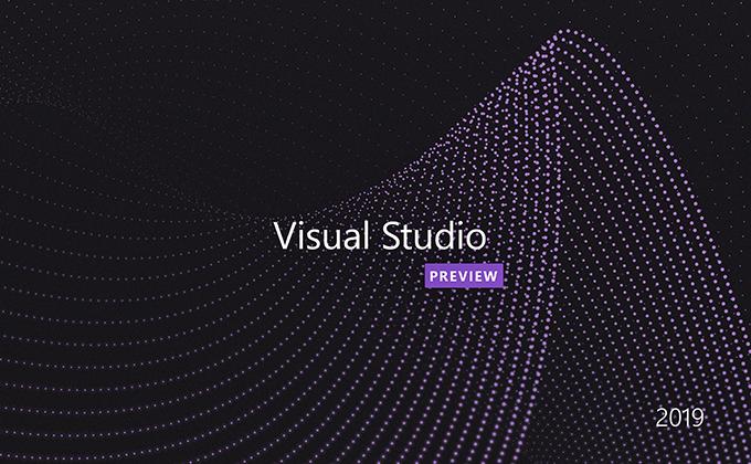 Visual Studio 2019 - primeiras impressões