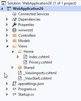 ASP.NET Core: Minhas Views sumiram no publish?